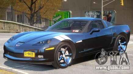 Chevrolet Corvette E10 for GTA 4