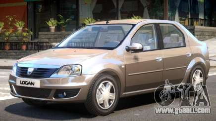 Dacia Logan for GTA 4