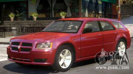 Dodge Magnum V1 for GTA 4