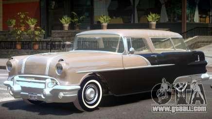 Pontiac Safari V1 for GTA 4