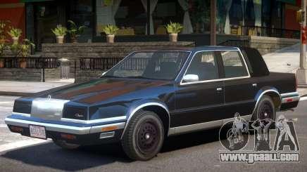 Chrysler New Yorker R2 for GTA 4