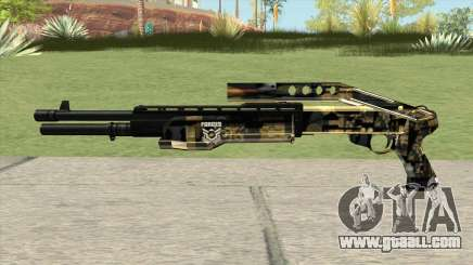 Shotgun (French Armed Forces) for GTA San Andreas