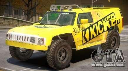 Hummer H3 V1 PJ5 for GTA 4