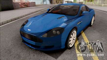 Aston Martin DB9 Full Tunable VehFuncs for GTA San Andreas