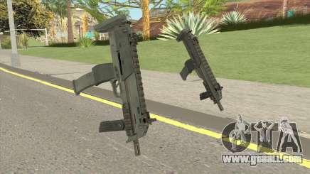 MP7 (CS: GO) for GTA San Andreas