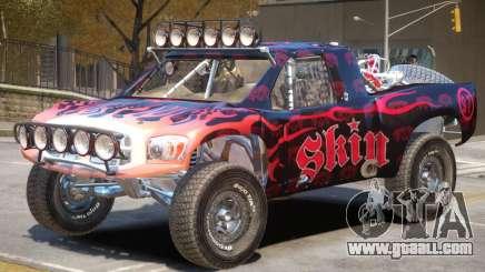 Dodge Ram Rally Edition PJ7 for GTA 4
