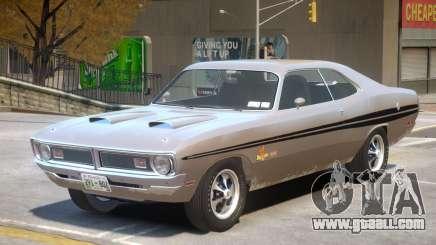 Dodge Demon R1 for GTA 4