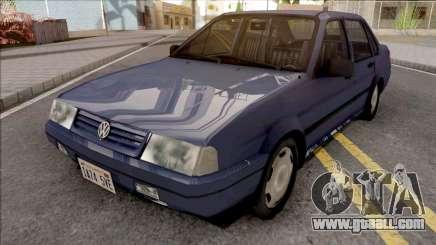 Volkswagen Santana 2000 Mi Comum for GTA San Andreas