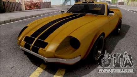 FlatOut Lancea Cabrio v2 for GTA San Andreas