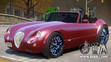 Wiesmann MF3 Roadster R2 for GTA 4
