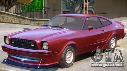 1978 Ford Mustang V1 for GTA 4