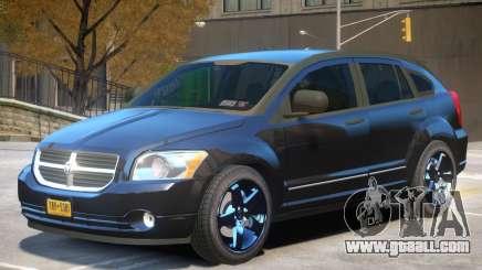 Dodge Caliber V1 for GTA 4