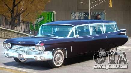 1960 Cadillac Miller V1 for GTA 4
