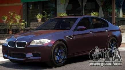 BMW F10 V1 for GTA 4