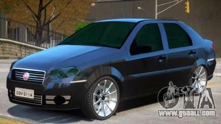 Fiat Siena V1 for GTA 4