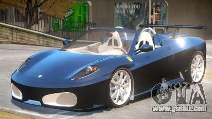 Ferrari F430 V1 for GTA 4