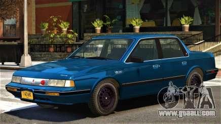 1993 Oldsmobile Cutlass V1.2 for GTA 4