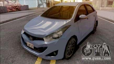 Hyundai HB20 2014 for GTA San Andreas