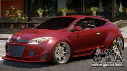 Renault Megane Tun for GTA 4