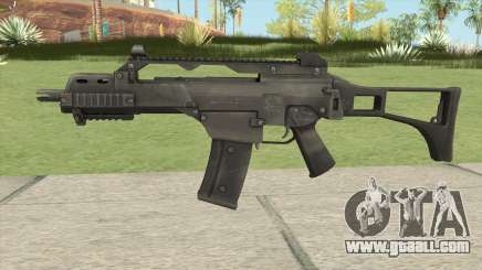 G36C (Battlefield 2) for GTA San Andreas
