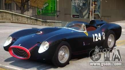 Ferrari Testa Rossa V1 PJ2 for GTA 4