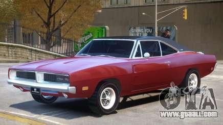 1969 Dodge Charger V1.2 for GTA 4