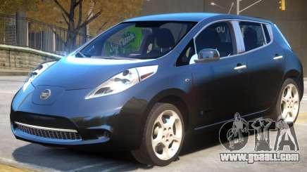 Nissan Leaf V1 for GTA 4