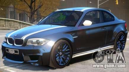 BMW M1 Sport V1 PJ2 for GTA 4
