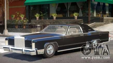 1979 Lincoln Continental V1 for GTA 4