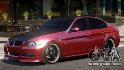 BMW 330i E90 R2 for GTA 4