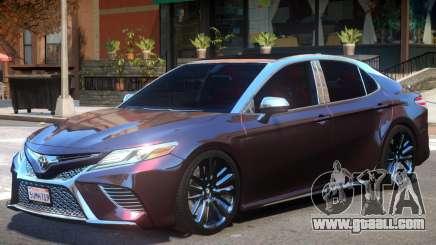 Toyota Camry E19 for GTA 4