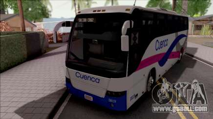 Volvo 9700 Autobuses Cuenca for GTA San Andreas