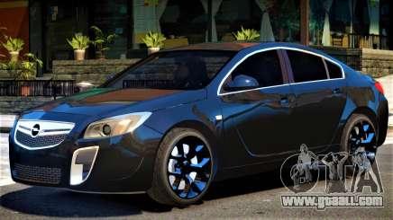 Opel Insignia V1.2 for GTA 4