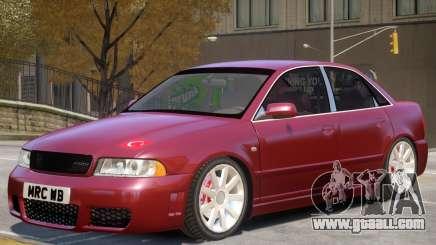 Audi S4 Ti for GTA 4