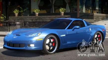 Chevrolet Corvette Sport R1 for GTA 4