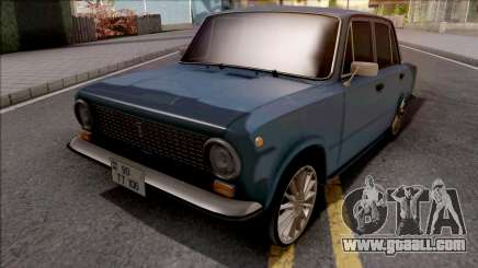 VAZ 21011 Aze TT Style for GTA San Andreas