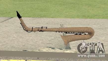 Ricardo Saxophone for GTA San Andreas