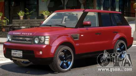 Land Rover Sport V1.1 for GTA 4