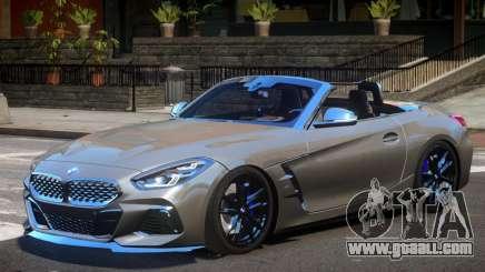 BMW Z4 Spider for GTA 4