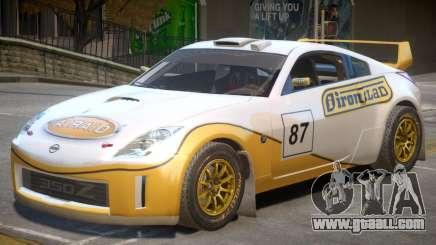 Nissan 350Z Drift V1 PJ3 for GTA 4