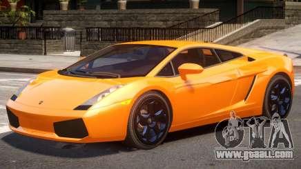 Lamborghini Gallardo Y05 for GTA 4