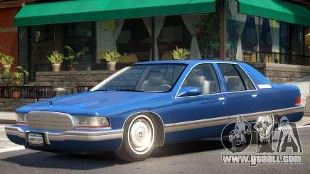 1996 Buick Roadmaster V1 for GTA 4