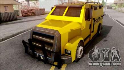 Securicar Prosegur for GTA San Andreas