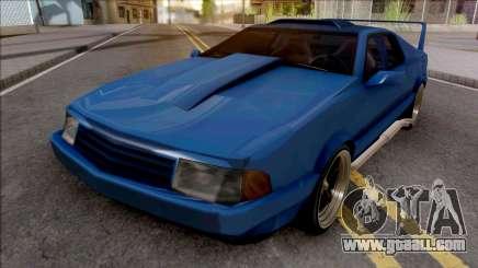 Custom Cadrona v4 for GTA San Andreas