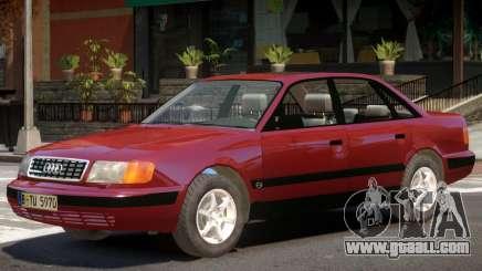 1992 Audi 100 V1 for GTA 4