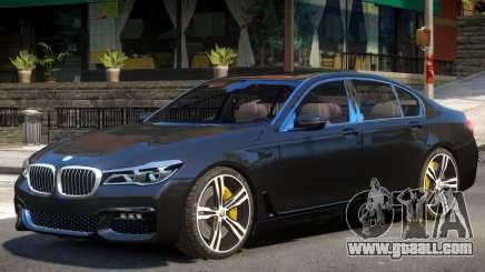 BMW 760 Li V1.2 for GTA 4