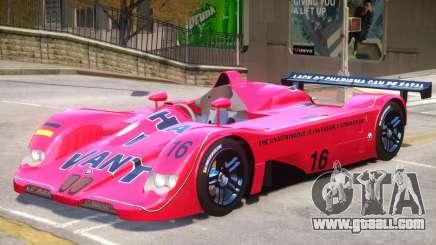 BMW V12 LMR V1 PJ2 for GTA 4