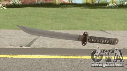 Tanto Knife (Far Cry 3) for GTA San Andreas