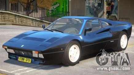 Ferrari 288 GTO V1 for GTA 4