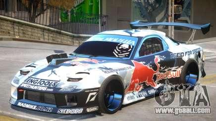 Mazda RX-7 PJ3 for GTA 4